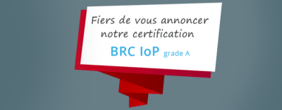 BRC etik ouest packaging fabricant ouvertures faciles emballages