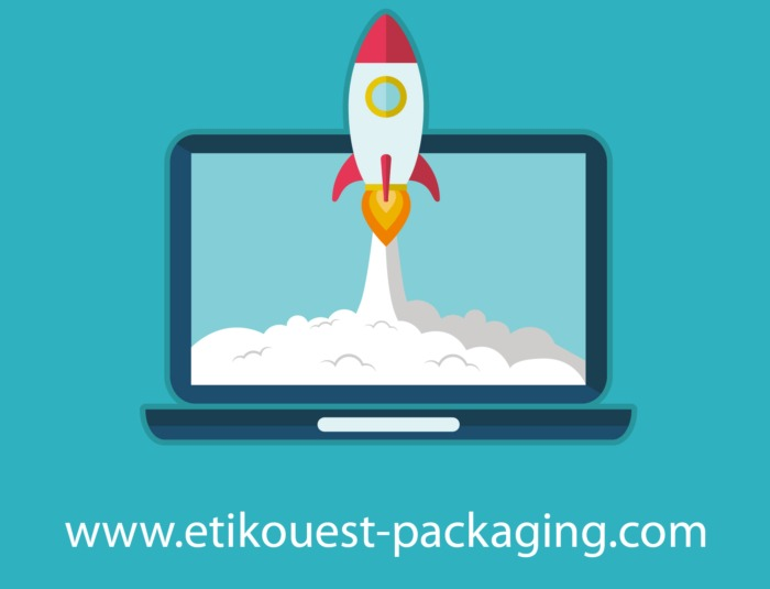 Etik OUEST packaging lancement du site www.etikouest-packaging.com