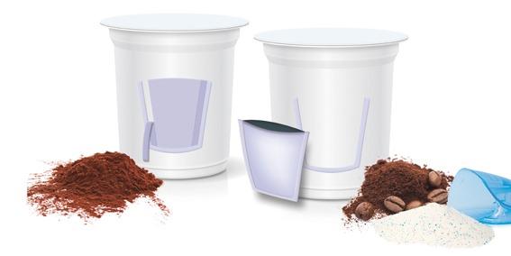 étiquette adhésive contact alimentaire etik ouest packaging / innovative solution