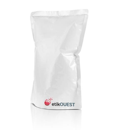 Etik OUEST PACKAGING - étiquette de produit alimentaire pour doypack