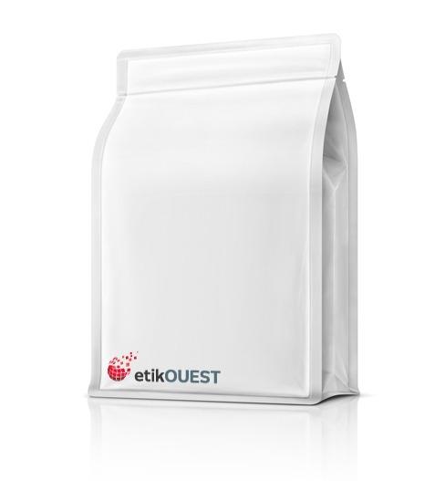 Etik OUEST PACKAGING - étiquette de produit alimentaire pour quattro seal