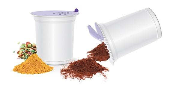 étiquette adhésive de contact alimentaire ouverture fermeture facile emballage