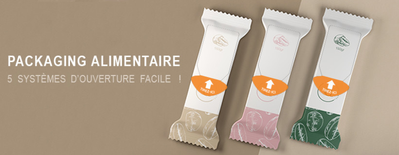 packaging alimentaire up'n maxi