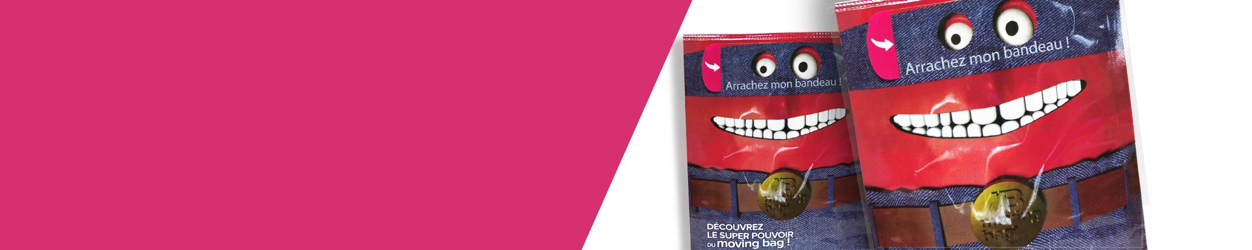étiquette emballage alimentaire ouverture facile, Up'n Bag, Etik Ouest packaging